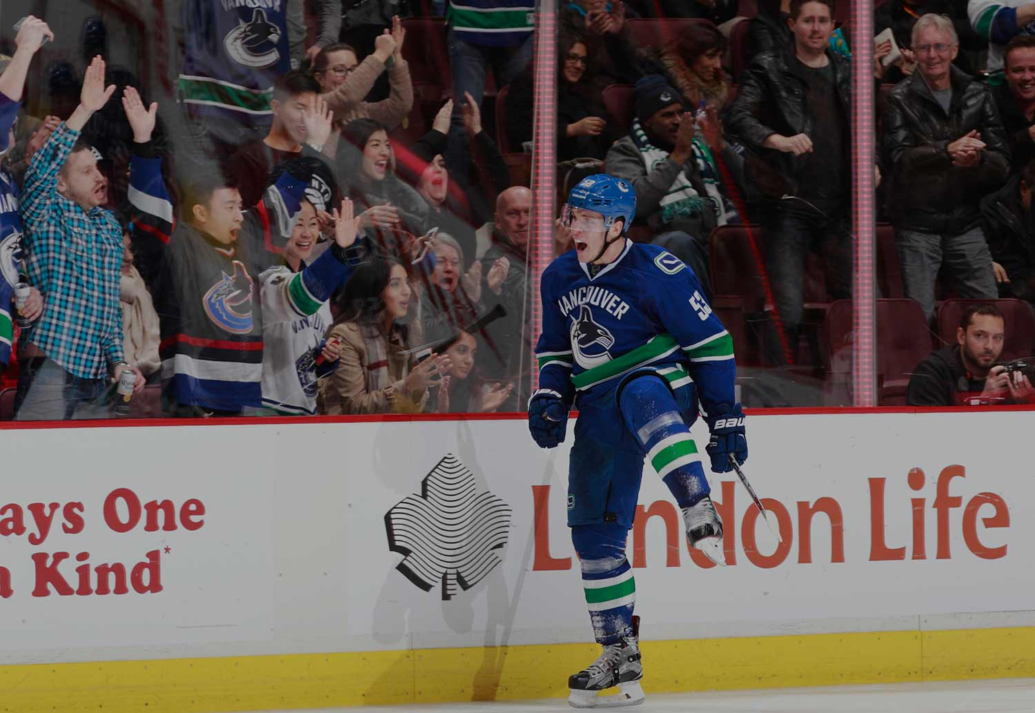 Image of Canucks' Bo Horvat